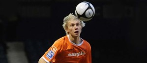 Cauley Woodrow was previously of Luton Town.