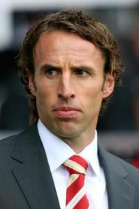 Gareth Southgate takes charge from Stuart Pearce.