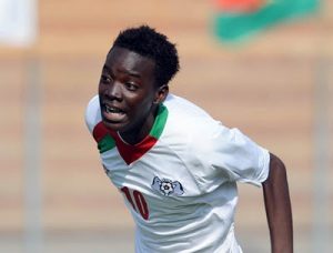 Bertrand Traore has been putting in some good performances for Burkina Faso as well.