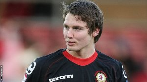 Nick Powell joined Manchester United from Crewe Alexandra.