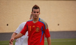 Jese Rodriguez is currently the second topscorer at the competition.