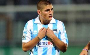 Verratti in colours for Pescara.