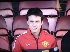 Angelo Henriquez signed too late to play in the Premier League and Champions League this season.
