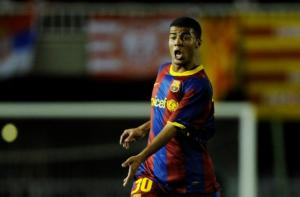Rafinha is a real coup for the Brazilian side as he also had the option to play for Spain.
