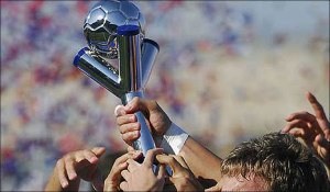A new trophy will be presented on March 25.