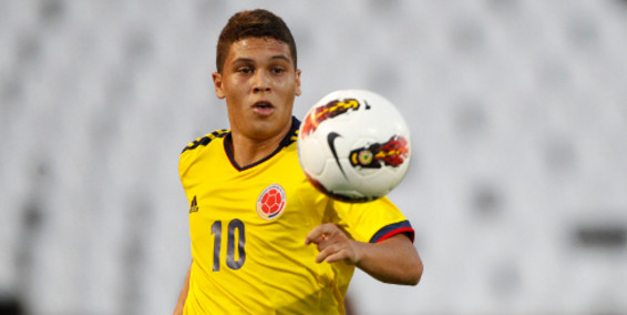Juan Fernando Quintero will be eager to make an impression in Serie A upon his return to club football.
