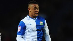 Joshua King joined Blackburn Rovers from Manchester United via loan spells in Germany. Image: Getty