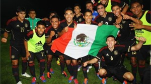 Mexico won last year's tournament.