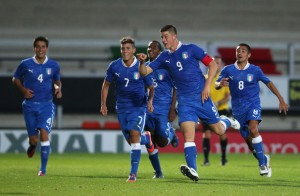 Mario Pugliese could be on course to win player of the tournament after banging in the goals so far.