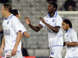 Sanogo joins on a free transfer after his contract expired at Auxerre.