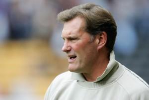 Hoddle formerly managed the England senior side.