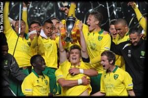 Norwich City won last season's FA Youth Cup.