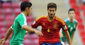 Campana's Spain side were eliminated at the quarter-final stage in Turkey.