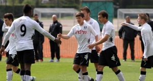 Fulham U18s won the league last season.