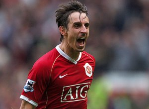 Neville's brother, Phil, joined England Under 21s as a coach over the summer.