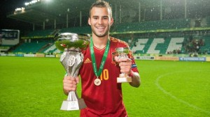 Jese Rodriguez finished third in the Golden Boot Award at the 2013 FIFA U20 World Cup.