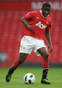 It was Larnell Cole's goals that gave Manchester United their victory over Liverpool in last season's final.