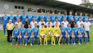 A glimpse of Astoria Walldorf's U19 side, who lost to Frankfurt this weekend.
