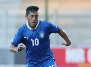 Francesco Di Mariano has been in fine form for Roma so far this season.