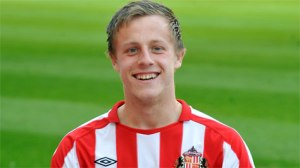 Jordan Laidler grabbed another goal for Sunderland.