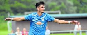 Werder Bremen's Florian Grillistch was on top form this weekend.