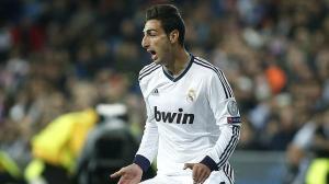 Real Madrid's Jose Rodriguez.