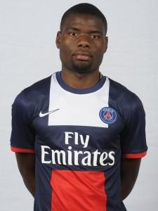 Franck Bambock scored from the spot for PSG's equaliser.