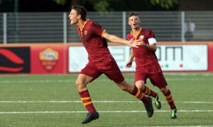 Federico Di Mariano netted Roma's penalty.