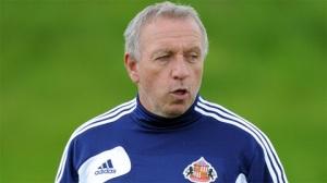 Sunderland coach Ged McNamee saw his side thrash Spurs.
