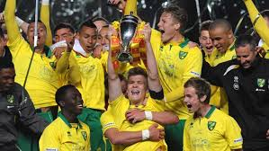 Norwich City won last season's FA Youth Cup against Chelsea in the final.