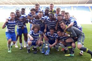 Reading came into the fixture fresh off the back of their U21 Premier League Cup triumph.