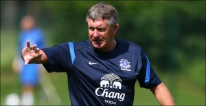 Kevin Sheedy is determined to give Manchester City a run for their money in the northern division title race.
