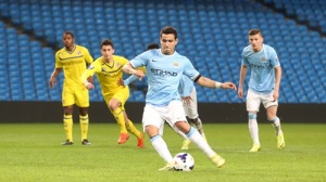 Marcos Lopes dispatched his penalty to bring the scores level.