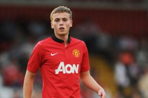 James Wilson netted a brace on his debut.