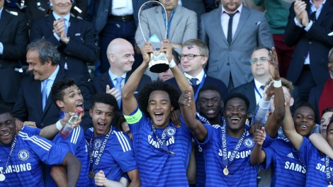 VIDEO: Chelsea win UEFA Youth League